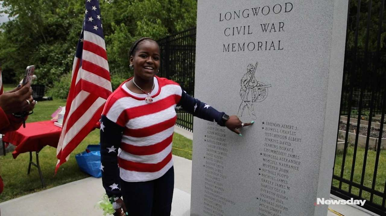 Albert Freeman, a Black Union soldier who died