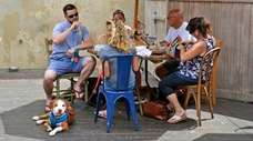 Check out some of the most pet-friendly spots