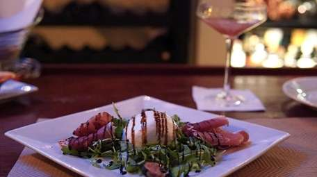 This buffalo mozzarella dish is one of the