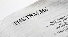 Rabbi Marc Gellman continues discussion of Psalm 131.