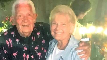 Richard and Rosemarie Cardone celebrate their 60th anniversary