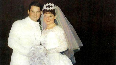 Richard and Rosemarie Cardone of Farmingdale on their