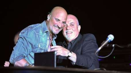 Michael DelGuidice is joined by Billy Joel during