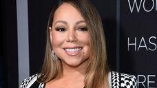 """Mariah Carey's memoir """"The Meaning of Mariah Carey"""""""