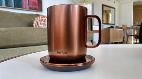 The Ember temperature-controlled smart mug is one of