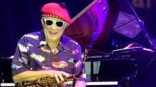 Paquito D'Rivera, a featured player with Bill O'Connell