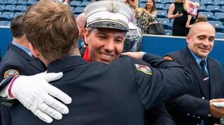 FDNY Capt. Thomas Sussman, who lives in