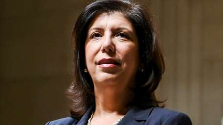 Nassau County District Attorney Madeline Singas in 2020.