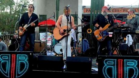 Bands play at Alive on 25 in Riverhead,