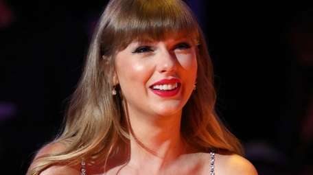 Taylor Swift's next movie is her first role