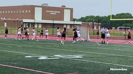Sachem East defeated Patchogue-Medford, 10-4, in Suffolk Division
