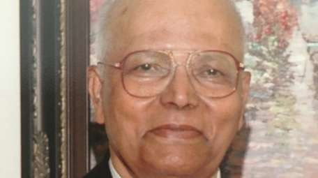Idicula Daniel of Central Islip died May 6