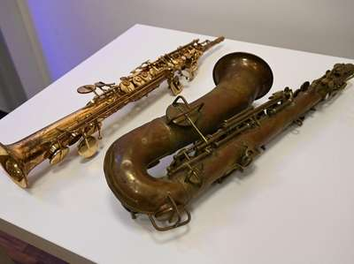 Instruments used by Jazz musician Eubie Blake on
