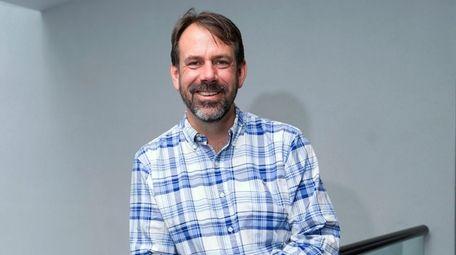 Dr. Sean Clouston, associate professor of public health