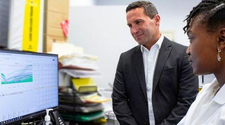 Acupath chief sales officer John Cucci and PCR