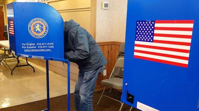Residents in villages across Long Island voted mayors