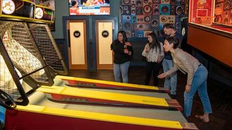 Standard Rec recently opened in Patchogue with retro