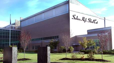 The Sachem Central School District dropped its mask