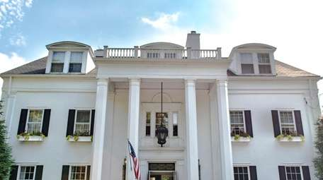 The exterior of the The Crabtree's Kittle House