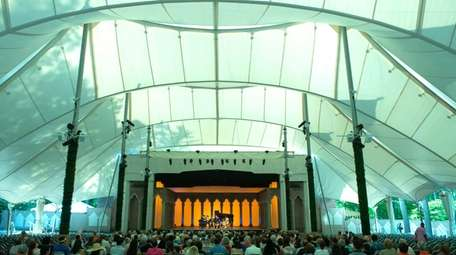 The Venetian Theater at Caramoor Center for Music