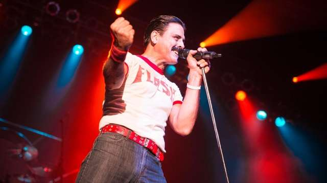 Tribute band Almost Queen will perform a full-capacity