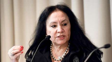 State Education Commissioner Betty Rosa said the use