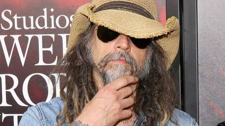 Rocker Rob Zombie is set to direct a