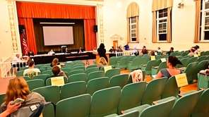 Parents voiced concerns about the need to continue