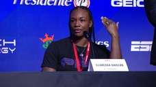 Hear from Claressa Shields, Brendan Loughnane and Anthony