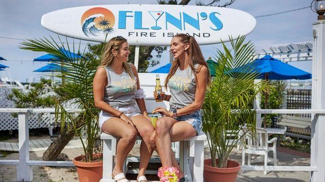 Flynn's at Ocean Bay Park on Fire Island