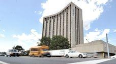 Nassau University Medical Center.