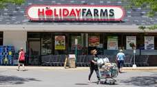 Holiday Farms, which has three existing stores including