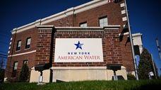 Merrick-based New York American Water has entered an