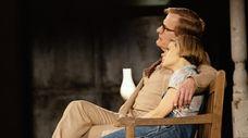 Jeff Daniels and Celia Keenan-Bolger will again play