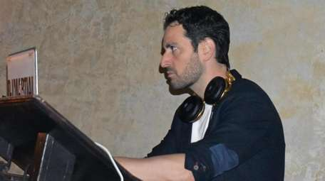 DJ Martial (pictured) is among the notable mixers
