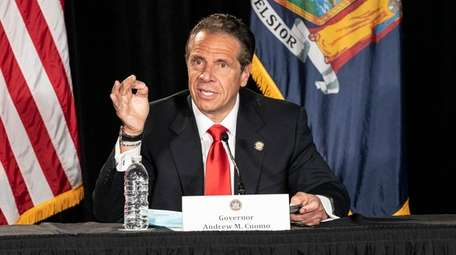A deal between Gov. Andrew M. Cuomo and