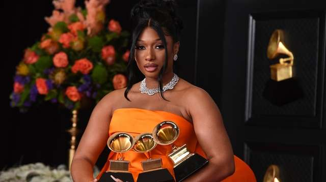 Grammy winner Megan Thee Stallion is offering a