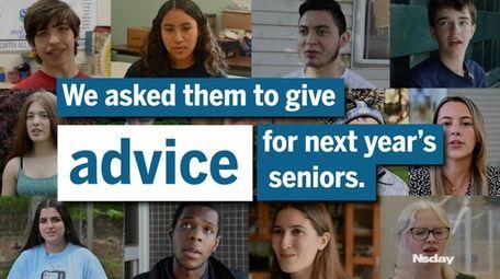 Meet Newsday's 2021 Extraordinary Seniors. We asked them