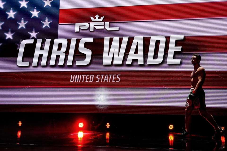 ATLANTIC CITY, NJ - JUNE 10: Chris Wade
