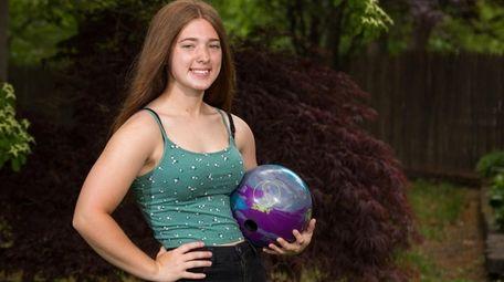Longwood High School senior Rachel Hines has been