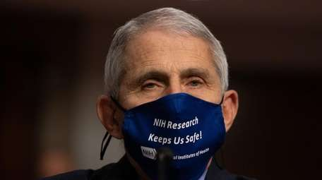 Dr. Anthony Fauci, director of National Institute of
