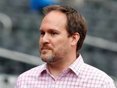 Mets acting general manager Zack Scott will be