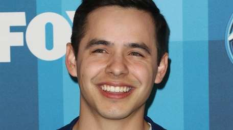 Singer David Archuleta, who is Mormon and is