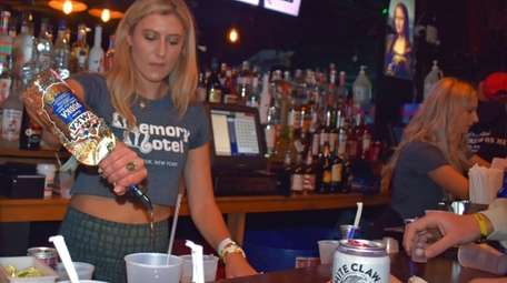 Following the pandemic shutdowns of 2020, bartenders are