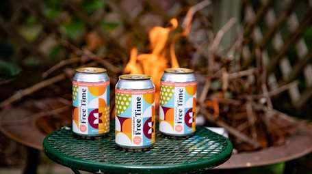 Free Time Craft Hard Seltzer from Moustache Brewing