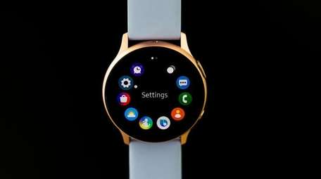 Samsung Galaxy Watch Active 2 is comfortable to