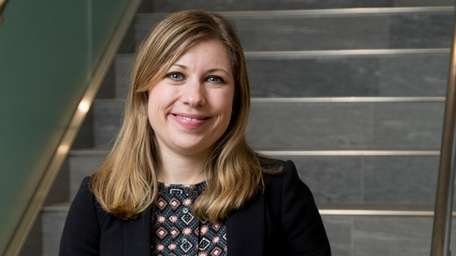 Stacey Sikes, director of Hofstra University's small business