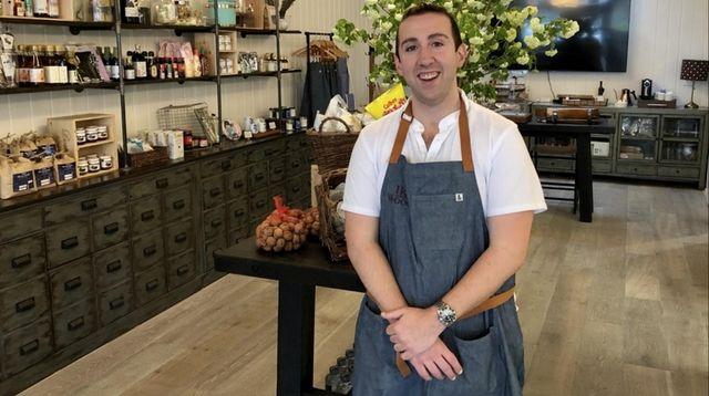 Jonathan Bernard, a partner at Hen of the