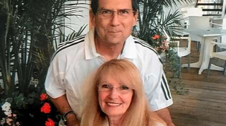 Marty and Joyce Levinstein of Port Jefferson Station
