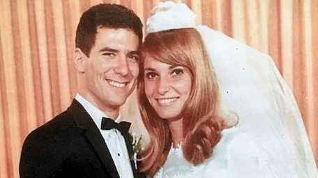 Marty and Joyce Levinstein were married at Leonard's